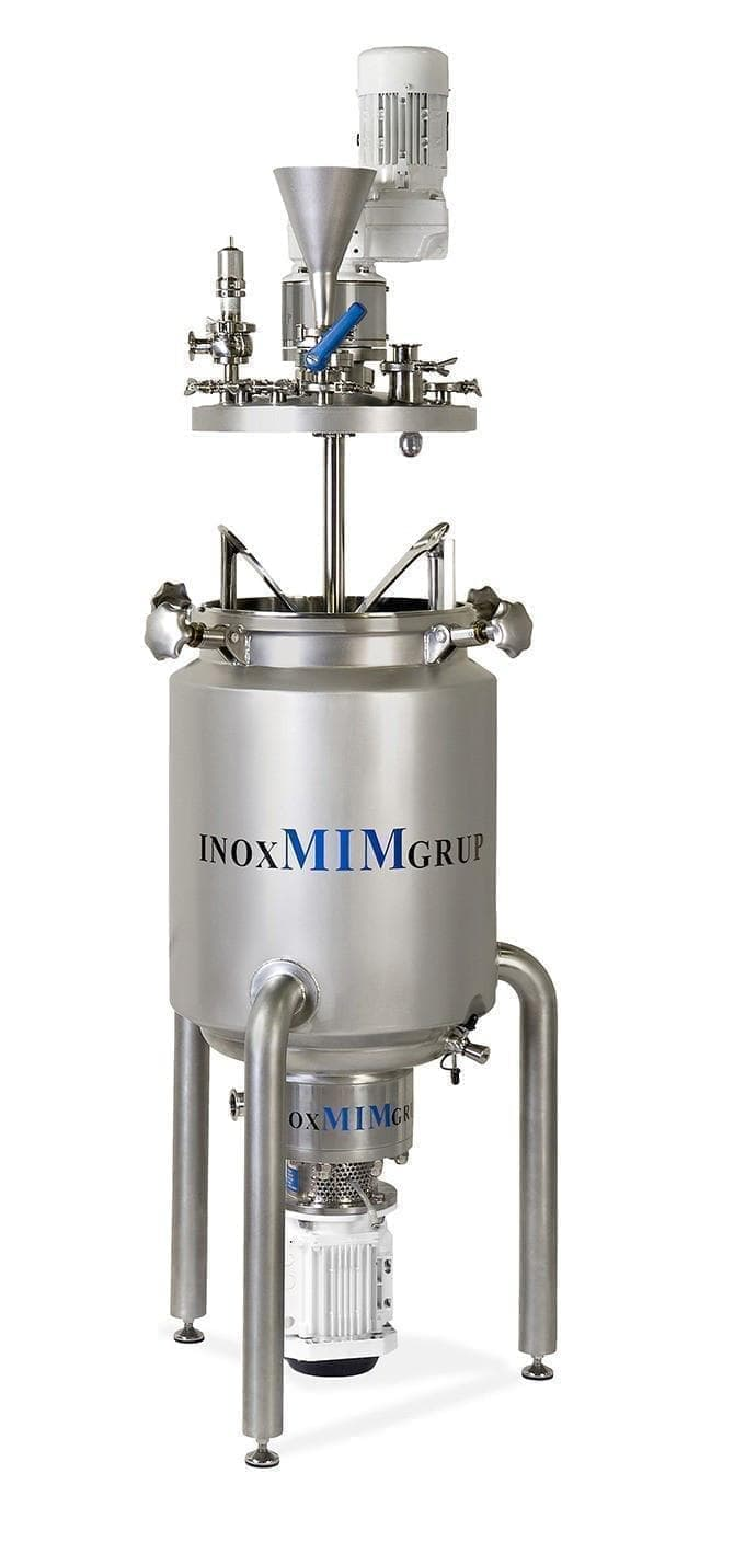 Cosmetic Solutions | Cream and shampoo production | InoxMIM