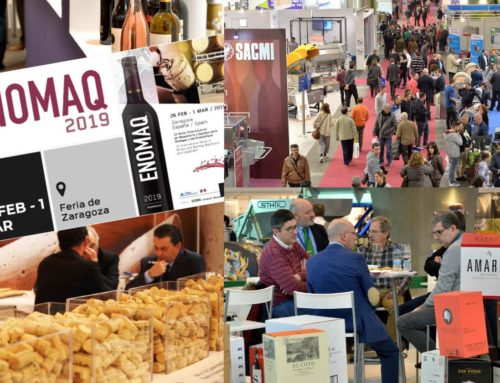 Inoxmim returns to ENOMAQ 2019, the country's main wine trade show