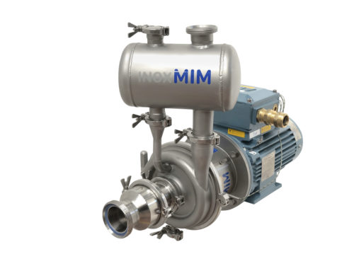 Centrifugal pumps and the pumping system, another of our specialties here at InoxMIM